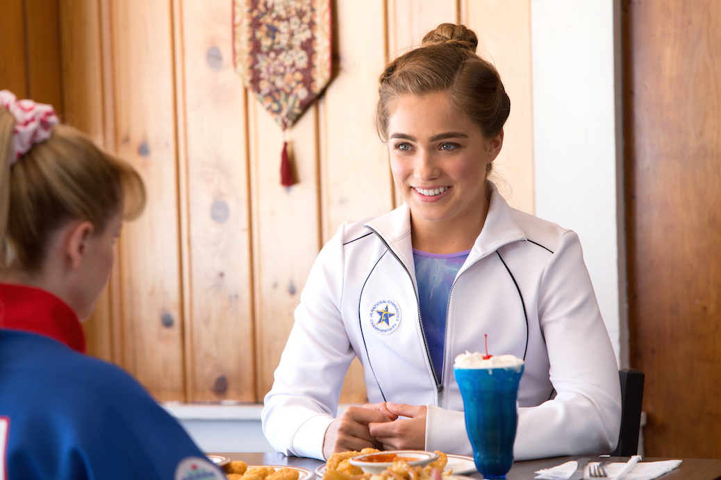 Haley Lu Richardson Talks 'The Bronze' & Gymnastics Passion